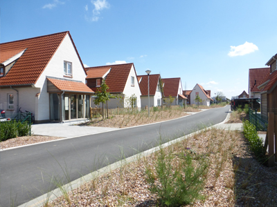 landscape architect holiday park Breeduyn Village Bredene